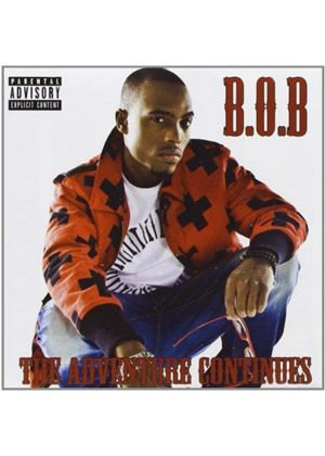 B.o.B - Adventure Continues (Music CD)