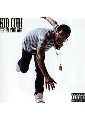 Kid Cudi - Up In The Air (Music CD)