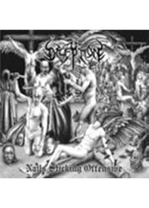 Deception - Nails Sticking Offensive (Music CD)