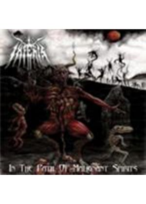 Infernis - In The Path Of Malignant Spirits (Music CD)