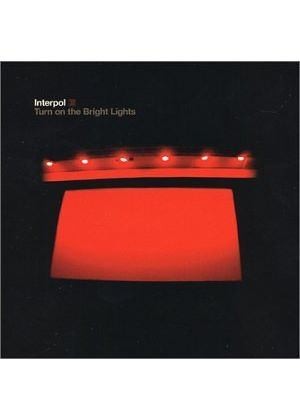 Interpol - Turn On The Bright Lights (Music CD)
