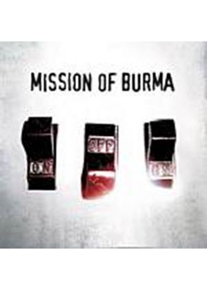 Mission Of Burma - Onoffon (Music CD)