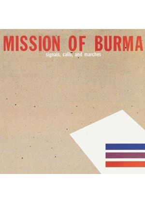Mission Of Burma - Signals, Calls And Marches [CD + DVD] (Music CD)