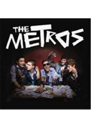 The Metros - More Money Less Grief (Music CD)