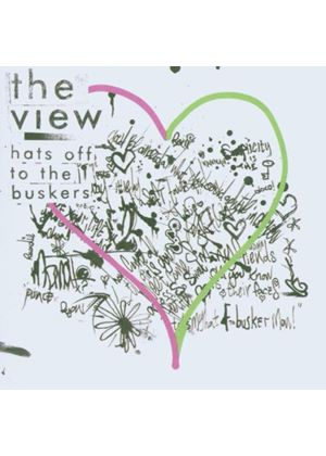 The View - Hats Off To The Buskers (Music CD)
