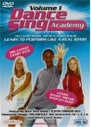 DANCE-SING ACADEMY VOLUME 1   (DVD)