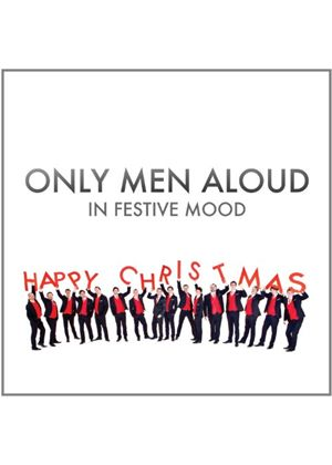 Only Men Aloud - In Festive Mood (Music CD)