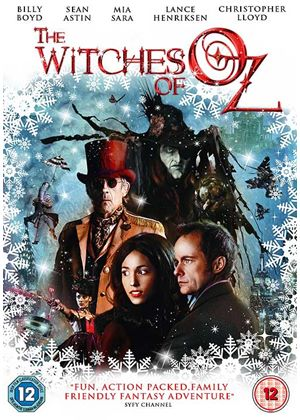Witches Of Oz - Christmas Version