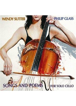 Philip Glass - Songs And Poems For Solo Cello (Sutter)