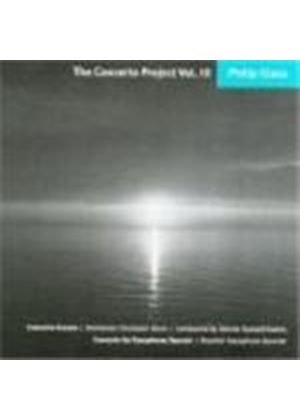 Glass: (The) Concerto Project Vol 3