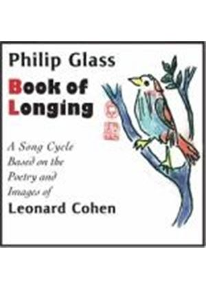 Glass - Philip Glass/Leonard Cohen - Book of Longing (Music CD)