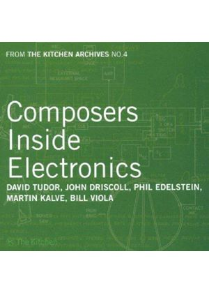 COMPOSERS INSIDE - FROM THE KITCHEN ARCHIVES VOL 4