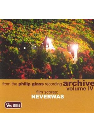 Original Soundtrack - Neverwas (Glass)