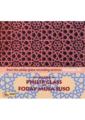 Philip Glass Recording Archive, Vol. 6: The Music of Philip Glass and Foday Musa Suso (Music CD)