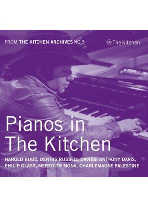 Kitchen Archives No. 5: Pianos in The Kitchen (Music CD)