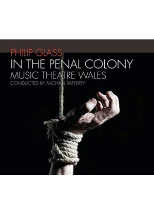 Philip Glass: In the Penal Colony (Music CD)