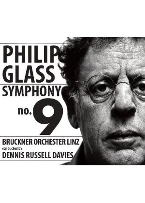 Bruckner Orchester Linz - Philip Glass (Symphony No. 9) (Music CD)