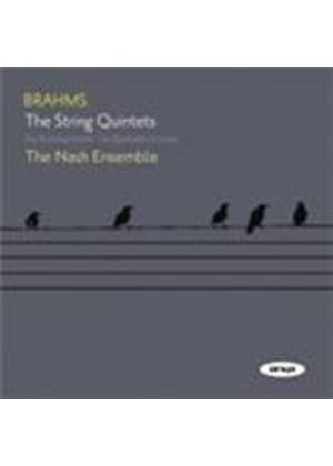 Brahms: (The) String Quintets (Music CD)