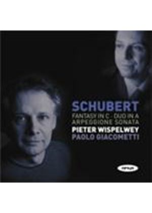 Schubert: Cello and Piano Works (Music CD)