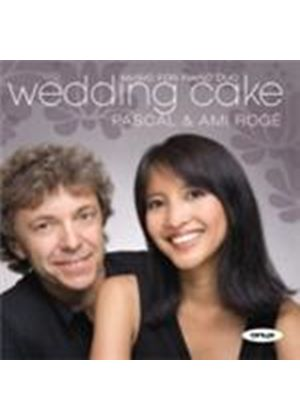 Wedding Cake - French Works for Two Pianos and Four Hands (Music CD)