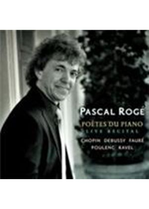 Pascal Roge - Live Recital (Music CD)