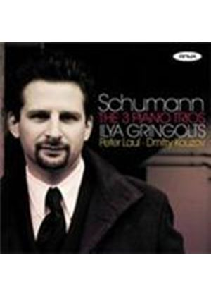Schumann: Piano Trios Nos 1-3 (Music CD)