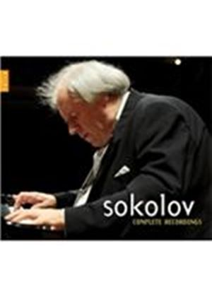 Grigory Sokolov: Complete Recordings (Music CD)