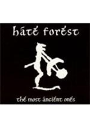 Hate Forest - Most Ancient Ones, The (Music CD)