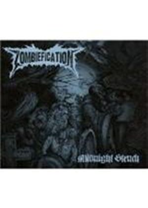 Zombiefication - Midnight Stench (Music CD)
