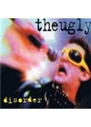 Ugly - Disorder (Music CD)
