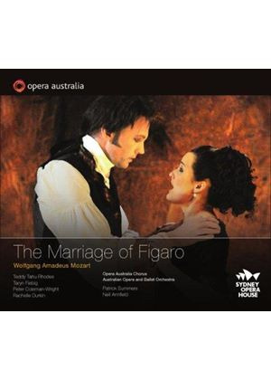 Mozart: The Marriage of Figaro (Music CD)