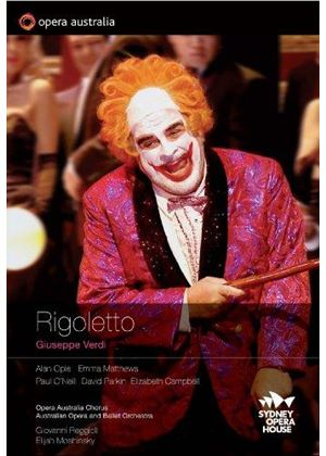 Verdi: Rigoletto (Music CD)