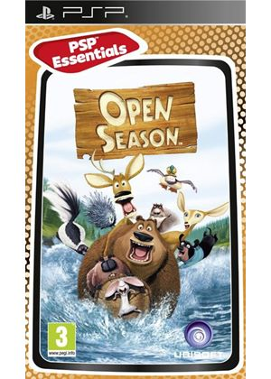 Open Season - Essentials (PSP)