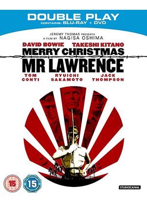 Merry Christmas, Mr Lawrence - Double Play (Blu-ray + DVD)