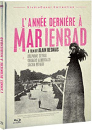 Last Year In Marienbad (Blu-Ray)