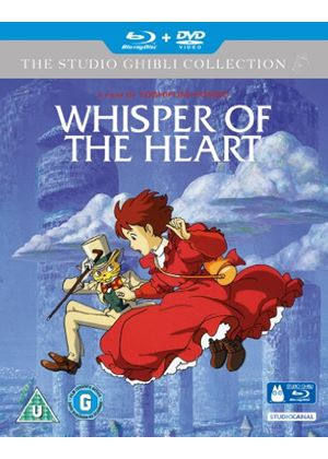 Whisper Of The Heart - Double Play (Blu-ray + DVD)