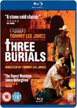 Three Burials Of Melquiades Estrada (Blu-Ray)
