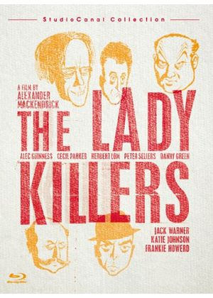 The Ladykillers (Blu-Ray)