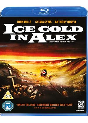 Ice Cold In Alex (Blu-ray)