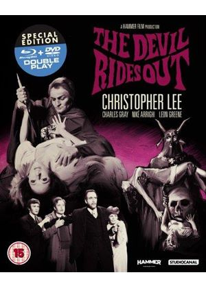 The Devil Rides Out (Blu-ray + DVD)