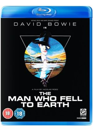 The Man Who Fell To Earth - Digitally Remastered (Blu-Ray)