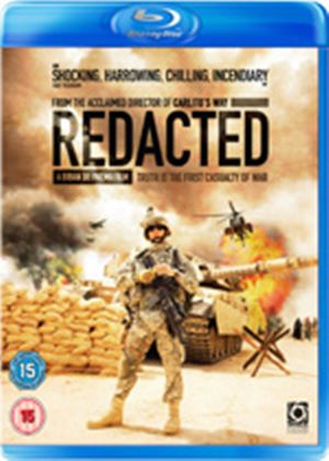 Redacted (Blu-Ray)