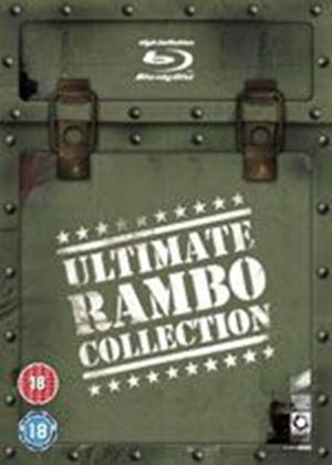 Rambo - The Ultimate Blu-ray Collection (Blu-Ray)