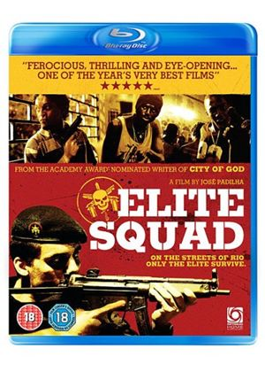 Elite Squad (Blu-Ray)