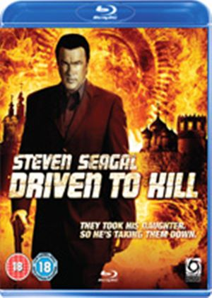 Driven To Kill (Blu-Ray)