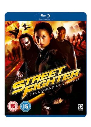 Streetfighter - The Legend Of Chun-li (Blu-Ray)