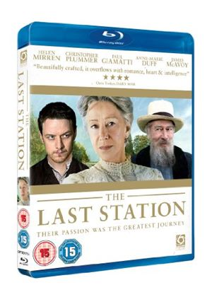 The Last Station (Blu-Ray)