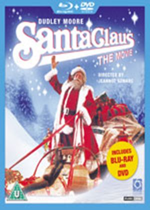 Santa Claus - The Movie (DVD and Blu-Ray)