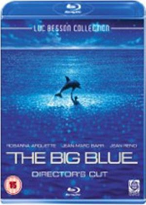 The Big Blue (English Language) (Blu-Ray)