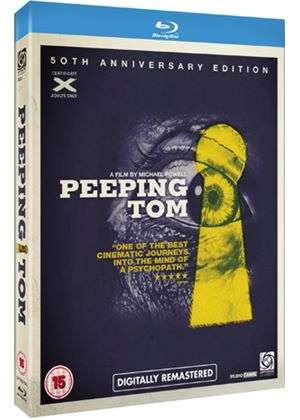 Peeping Tom (Blu-Ray)